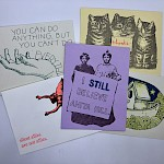 Hope Amico - Keep Writing Postcard Pack