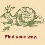 Hope Amico - Find Your Way Postcard