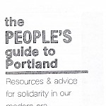 Martha Grover, Various Artists - The People's Guide to Portland: Resources & Advice for Solidarity in Our Modern Era