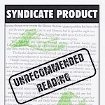 Aj Michel, Various Artists - Syndicate Product #24.0: Unrecommended Reading