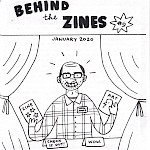 Billy McCall, Various Artists - Behind the Zines #9: A Zine About Zines