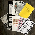 Martha Grover, Various Artists - Somnambulist Zine Pack Fundraiser