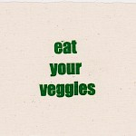 Sage Adderley - Eat Your Veggies Patch