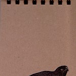 Eberhardt Press - Raven Notepad