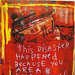 LB Briggs - This Disaster Postcard